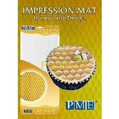Impression Mat - Honeycomb