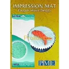 Impression Mat - Elegant Wave
